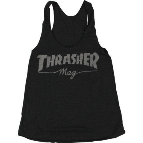 Thrasher Girls Racer Back Tank Top - various sizes