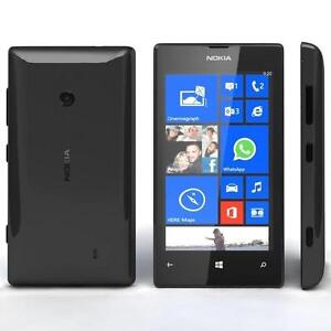 Nokia Lumia 520 (Rogers, Black) - 8GB Storage - 4-Inch Screen - RM-917 - NEW/SEALED IN ORIGINAL BOX