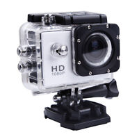 Sports Camera 1080p Full HD with Wifi