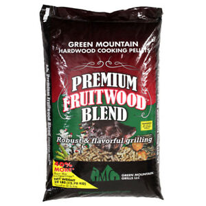 All natural GMG hardwood pellets for your smoker