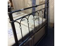 4ft crystal headboard #31838 £25