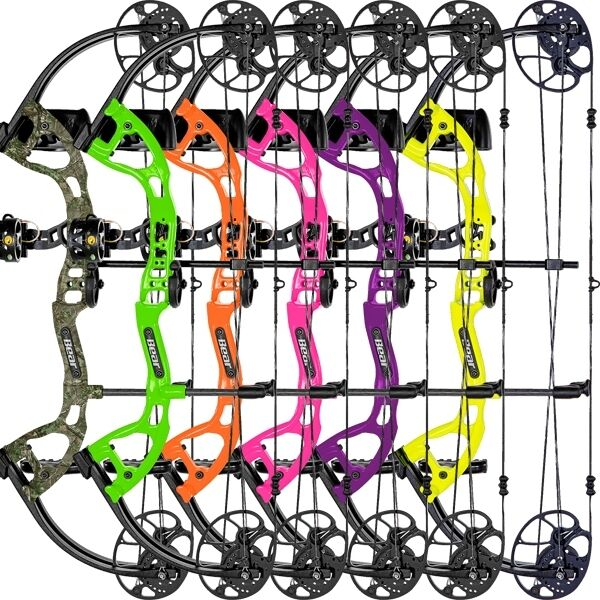 New 2018 Bear Cruzer Lite Youth Bow 5-45 LB Complete Ready T