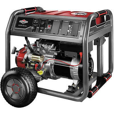 Briggs Stratton 30663 - 7000 Watt Electric Start Portable Generator