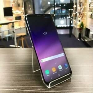 Great condition Galaxy S8 Orchid Grey 64G 1-YR WARRANTY AU MODEL