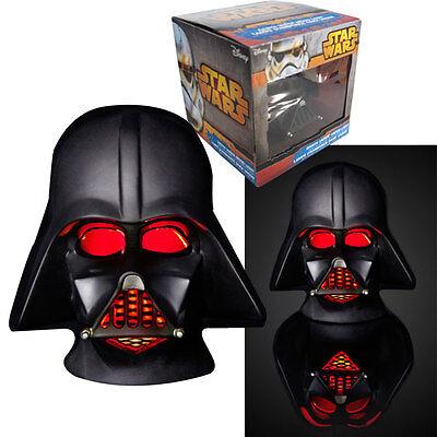 Star Wars Darth Vader Lampe Tischlampe Nachtlicht 3D Mood Light Nachttischlampe