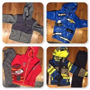 Vêtements garçons 5-6 ans