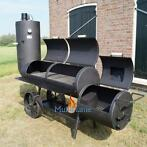 Oklahoma Country Smoker 21 inch 8mm dik party bbq barbecue