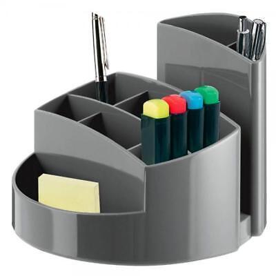 HAN Stiftehalter RONDO Stifteköcher  Stiftablage Organizer für Schreibtisch ()
