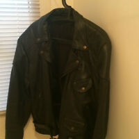 Motorcycle Jacket - Large