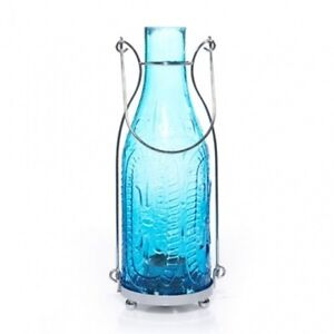 NEW-Yankee-Candle-BLUE-FRENCH-GLASS-TEALIGHT-HOLDER-SOLD-OUT-YOU-PICK