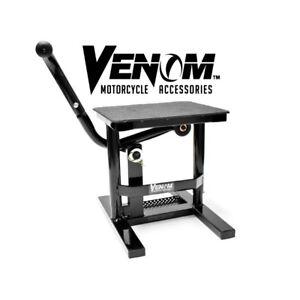 Venom Motocross Racing MX Dirt Bike Adjustable Lift Mainten…2054
