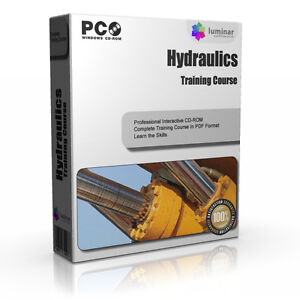 HYDRAULIC SYSTEMS AND COMPONENTS FLUID POWER TRAINING STUDY COURSE MANUAL ON CD