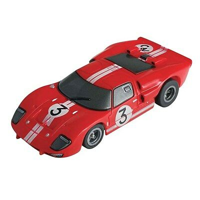 AFX Ford GT40 #3 Gurney Collector Series Mega G+ HO Slot Car 21032 Aurora Tomy