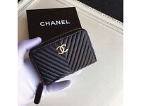Chanel smal wallet