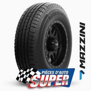 Pneus d'été neufs 225/75R16 115/112R Mazzini à prix imbattable, financement Accord D disponible