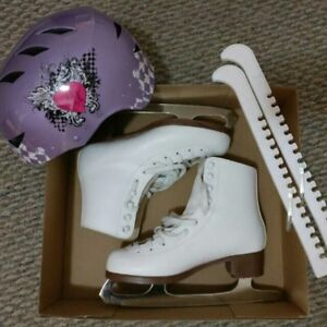 *NEW* White Ladies Figure Skates