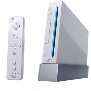 Wii - with games and accessories
