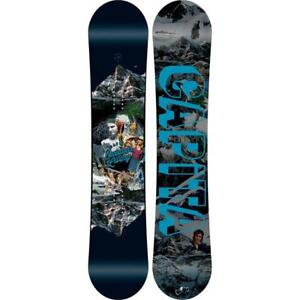 2015 Capita Outdoor Living 156 Snowboard with Union Contacts