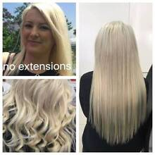 GLAM Hair Extensions Airport West Moonee Valley Preview