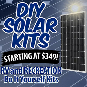 Do It Yourself Solar Kits!