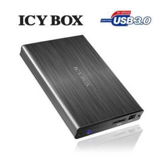 "ICY BOX IB-231STU3-G External USB 3.0 enclosure for 2.5"" SATA HDD"