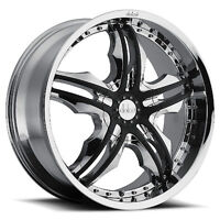 NEW! 22 RIMS/TIRES CHROME charger magnum 300 HSE X5 X6