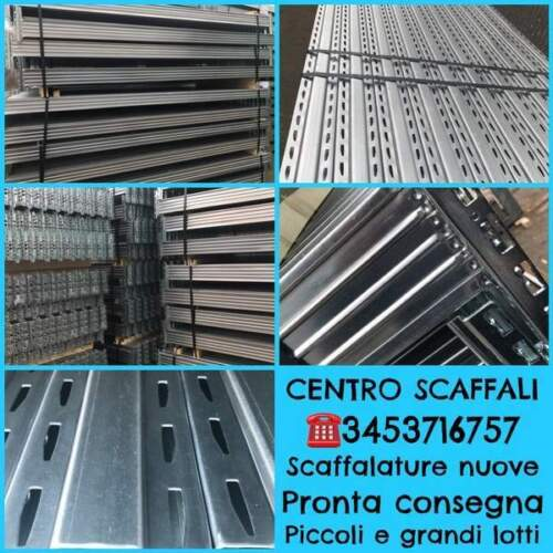 Scaffalature Metalliche Industriali Usate.Scaffalature Industriali Euro Tutte Le Categorie Annunci It