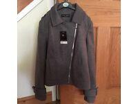 BNWT Dorothy Perkins Coat Size 14