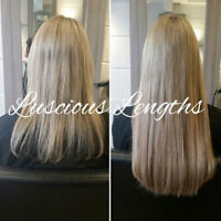 FUSION, TAPE & MICROLINK HAIR EXTENSIONS ~ AS LOW AS $250.00