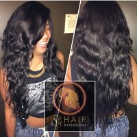African Hair Stylist - Sew in / Human Hair Extensions (Cheap)