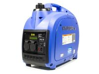 Hyundai generator HY2000SI almost new. Petrol