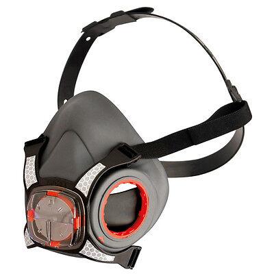 JSP Force 8™ Protective Safety Dusk Mask PPE - W/O Filters - BHT003-0L5-000 - x1