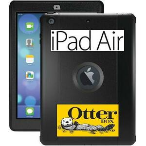 NEW OTTERBOX DEFENDER IPAD AIR CASE BLACK - ELECTRONICS - TABLET CASE 103977275