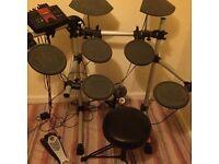 Yamaha dx plorer drum kit