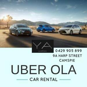 UBER/OLA CAR RENTAL Campsie Canterbury Area Preview