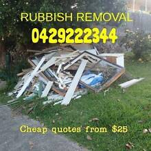Sydney Rok Rubbish Removals and Trailer Hire Ryde Ryde Area Preview