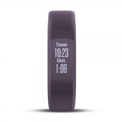 Garmin vivosmart 3 Tracker With HR Monitor Small Medium Purple 010-01755-11