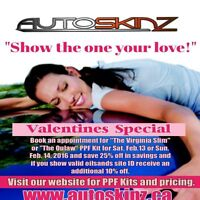 Valentines Special save up to 35%