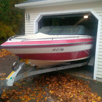 Great family/ starter boat with trailer