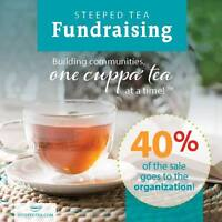 Steeped Tea Fundraising Program