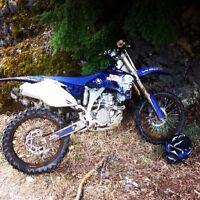 2008 Yamaha 250 4 stroke 3500 obo
