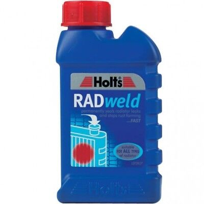 Holts Radweld Radiator Leak Repair 250ml bottle     HOLTS *RADIATOR LEAK REPAIR*