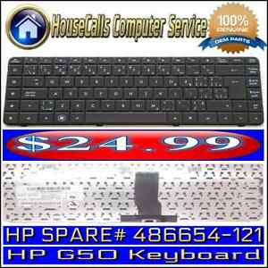 HP G50, HP G61 & HP dv9000 series Laptop keyboards from 19.98 Edmonton Edmonton Area image 4