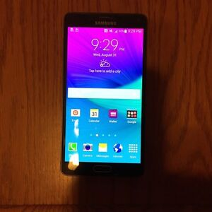 Used Samsung Galaxy note 4