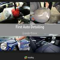 First Auto Detailing