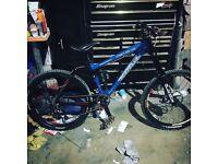 Mountain bike kona stinky deelux