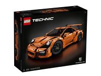 Lego Technic 42056 - Porsche 911 GT3 RS Brand New Factory Sealed Box.