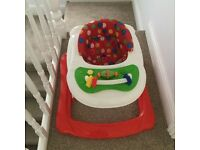 Baby Walker almost new only £10.00
