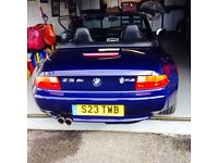 Reduced for quick sale!! Bmw Z3 2.8