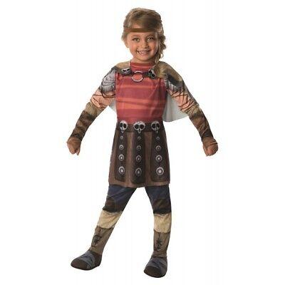 Rub - Drachenzähmen leicht gemacht 2 Kinder Kostüm - Astrid 2 Kostüm